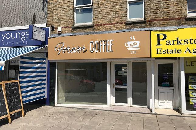Thumbnail Retail premises to let in 316 Ashley Road, Parkstone, Poole