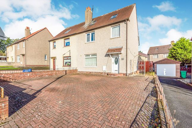 Thumbnail Semi-detached house for sale in Whytemans Brae, Kirkcaldy, Fife