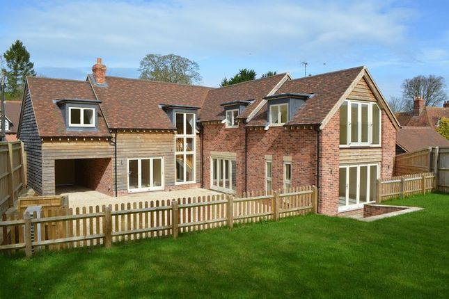 Thumbnail Detached house for sale in Main Street, Chilton, Didcot