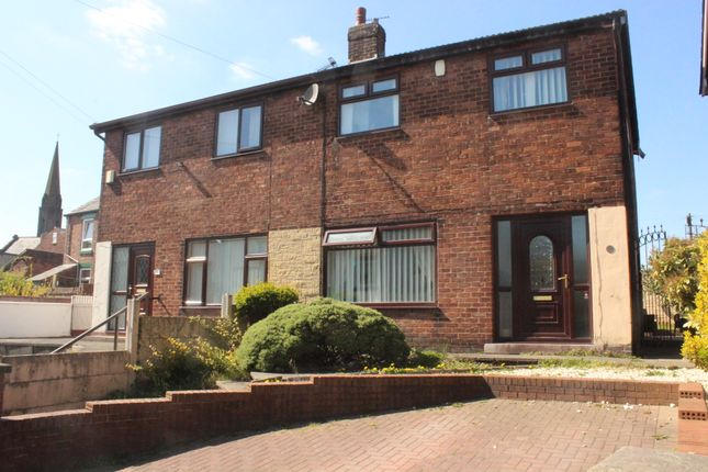 Thumbnail Semi-detached house for sale in Deansgate, Hindley, Wigan