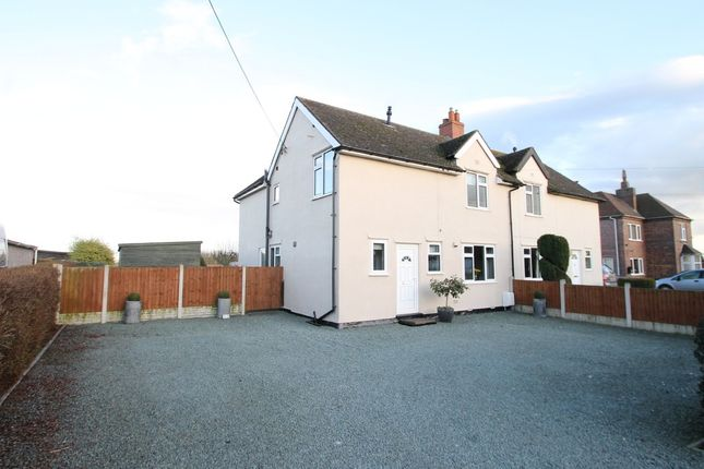 4 bed semi-detached house for sale in Little Warton Road, Warton, Tamworth