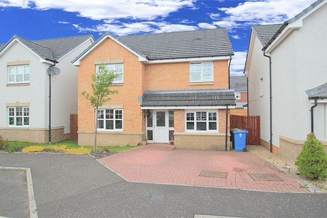 Thumbnail Detached house for sale in Elpin, Alloa