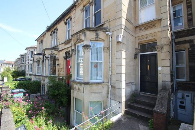 Thumbnail Flat to rent in Melville Road, Redland, Bristol