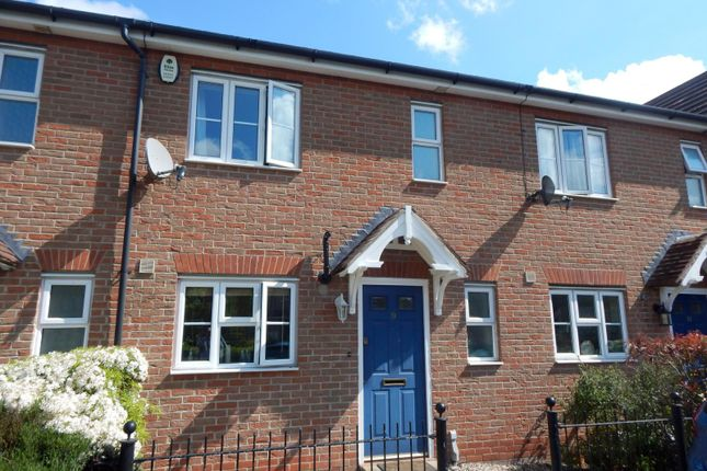 Thumbnail Terraced house to rent in Gordian Walk, Highwoods, Colchester