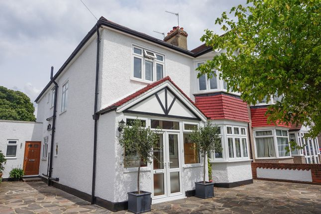 Thumbnail Semi-detached house for sale in Whitmore Road, Beckenham