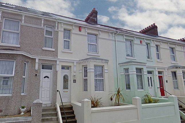 Thumbnail Terraced house for sale in South Milton Street, Cattedown
