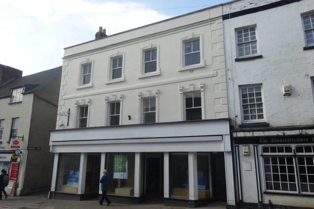 Thumbnail Flat for sale in Monnow Street, Monmouth