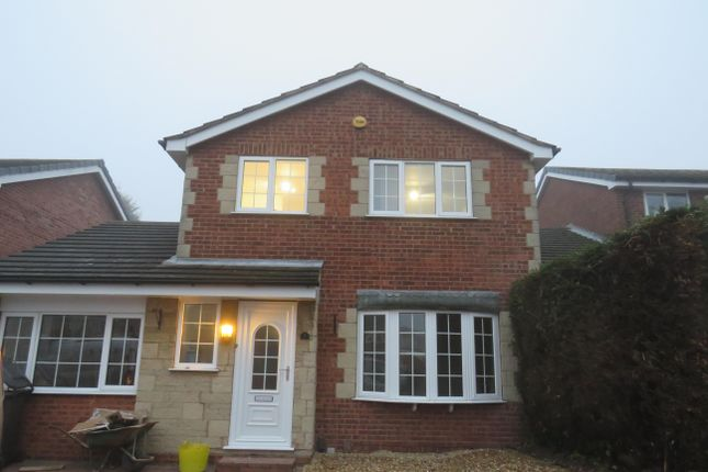 Thumbnail Property to rent in Heatherley Drive, Forest Town, Mansfield