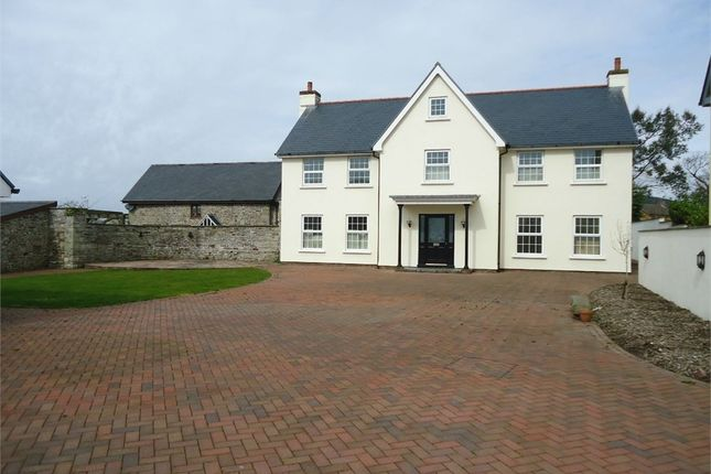 Thumbnail Detached house for sale in Eglwys Nunnydd, Margam