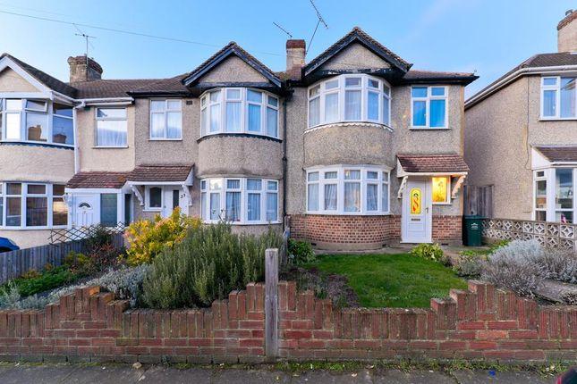 Thumbnail End terrace house for sale in Dene Road, Dartford