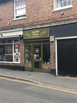 Thumbnail Retail premises for sale in 99A High Street, (Long Leasehold Sale), Great Missenden, Buckinghamshire