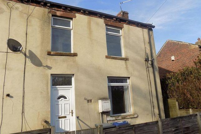 External of Brick Row, Wyke, Bradford BD12