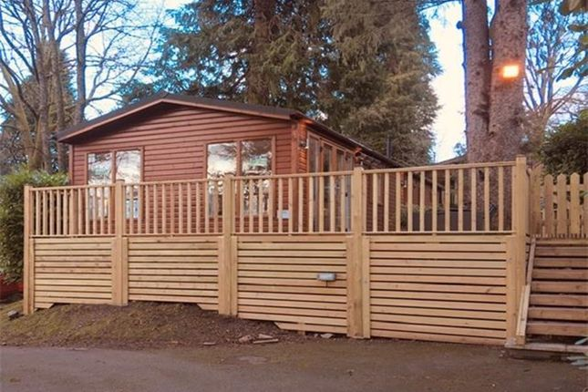 Thumbnail Lodge for sale in Rayrigg Road, Bowness-On-Windermere, Windermere