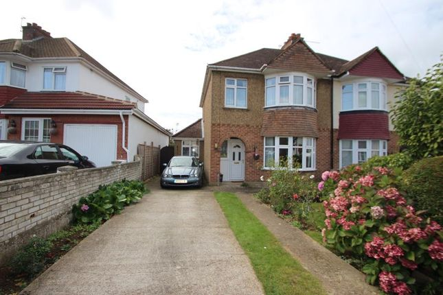Thumbnail Semi-detached house for sale in Holtye Crescent, Maidstone