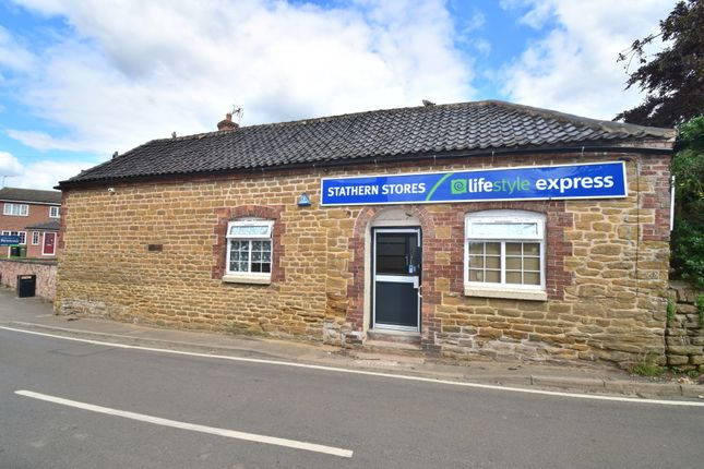 Thumbnail Commercial property for sale in Main Street, Stathern, Melton Mowbray