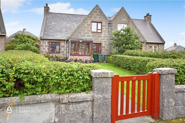 Thumbnail Semi-detached house for sale in 17 Ronald Street, Lerwick, Shetland