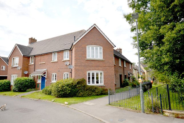 Thumbnail Flat for sale in Castle Stream Court, Dursley, Gloucestershire