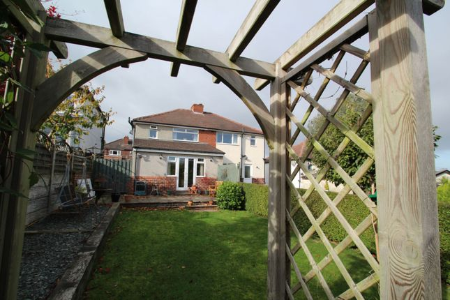 Thumbnail Semi-detached house for sale in Hallowes Rise, Dronfield