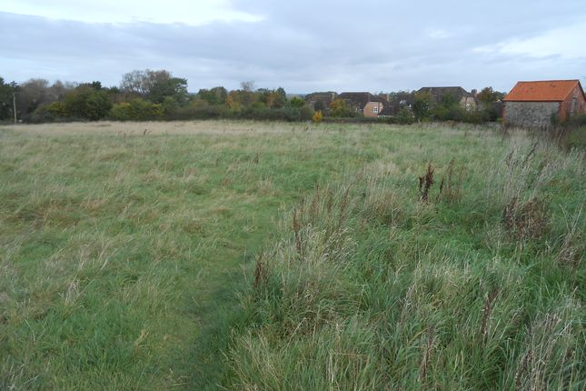 Thumbnail Land for sale in Land East Of Barnaby Mead, Gillingham, Dorset