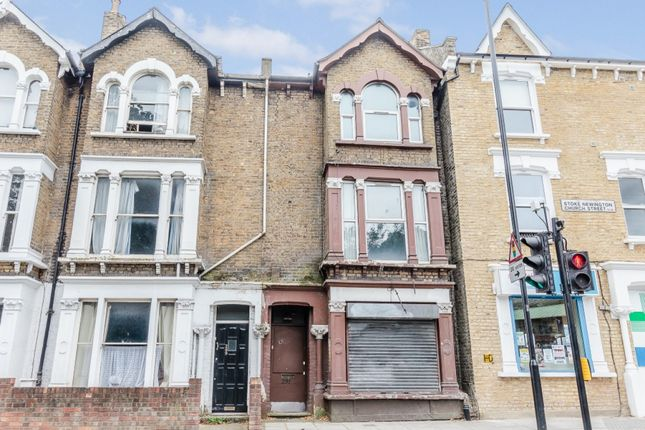 Thumbnail Terraced house for sale in Stoke Newington Church Street, London, London