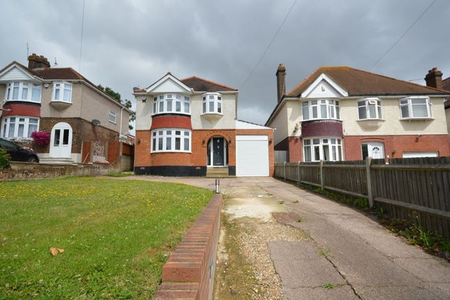 Thumbnail Detached house for sale in Old Watling Street, Rochester