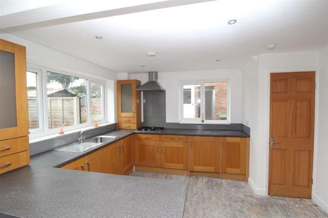 Thumbnail Semi-detached house for sale in Laburnum Road, Langold, Worksop