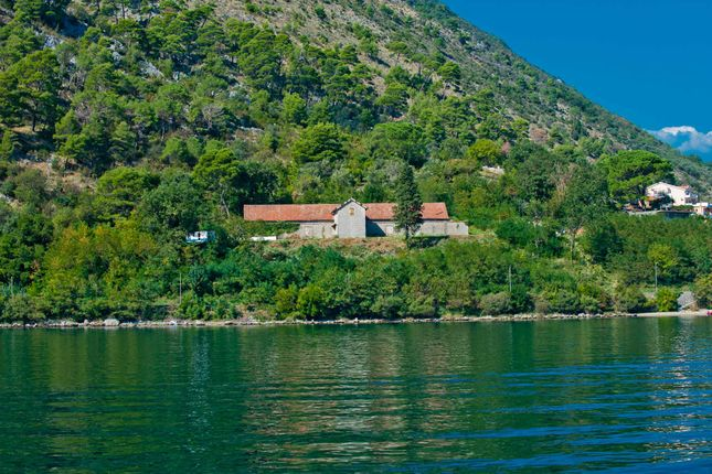 Thumbnail Land for sale in Prcanj Project With Marina, Kotor, Prcanj Project With Marina, Kotor, Montenegro
