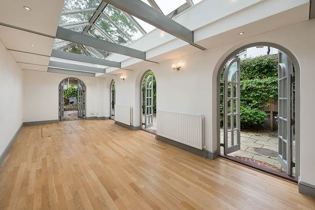 Thumbnail Property for sale in Westbourne Park Road, London