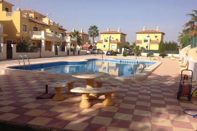 2 bed villa for sale in Guardamar, Alicante, Spain