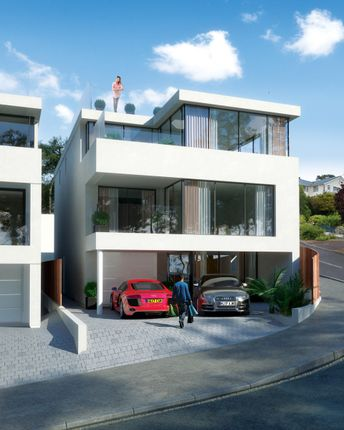 Thumbnail Detached house for sale in Partridge Drive, Poole