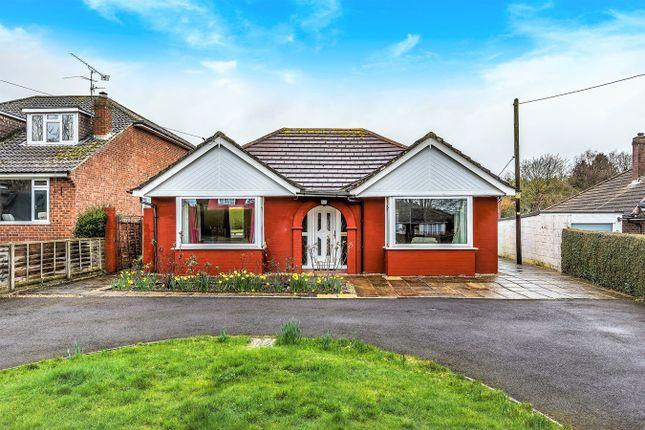Thumbnail Detached bungalow for sale in Old Kempshott Lane, Basingstoke