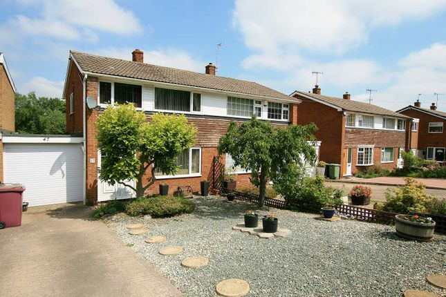 Thumbnail Semi-detached house for sale in Cemetery Road, Dronfield, Derbyshire