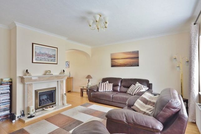 Thumbnail Detached bungalow for sale in Pearson Close, Moor Row