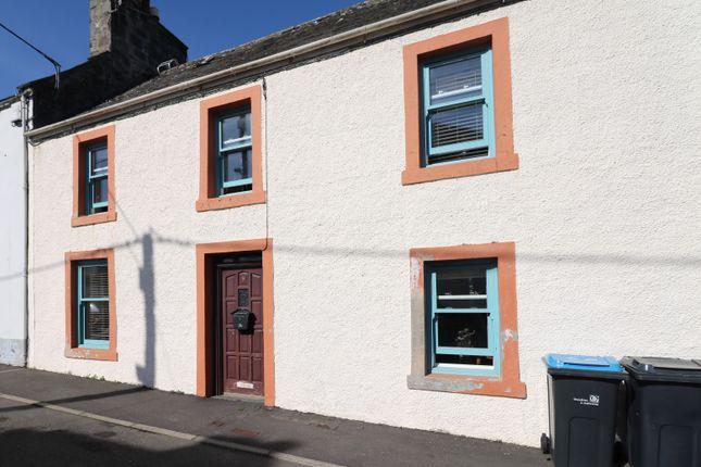 2 bed terraced house for sale in South Street, Garlieston, Newton Stewart DG8