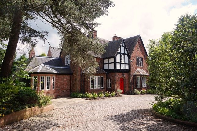 6 bed detached house for sale in Hollow Lane, Kingsley