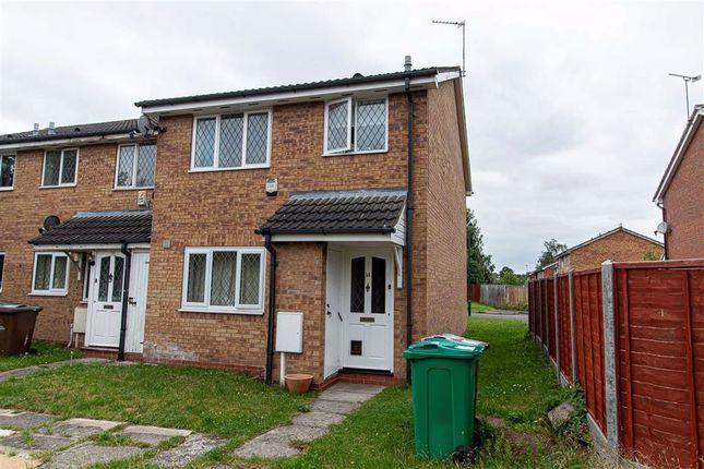 Peregrine Close, Lenton, Nottingham NG7