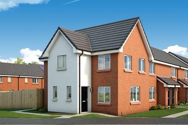 "Thumbnail Property for sale in ""The Fyvie At Abbotsway"" at Inchinnan Road, Paisley"