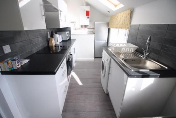 Thumbnail Terraced house to rent in North Road, Cardiff, Cardiff