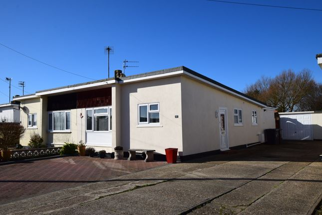 Semi-detached bungalow for sale in Tower Close, Pevensey Bay