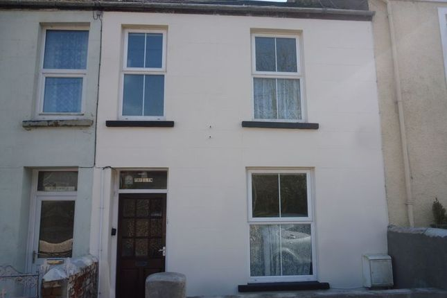 Thumbnail Terraced house to rent in Goodwick Industrial Estate, Main Street, Goodwick