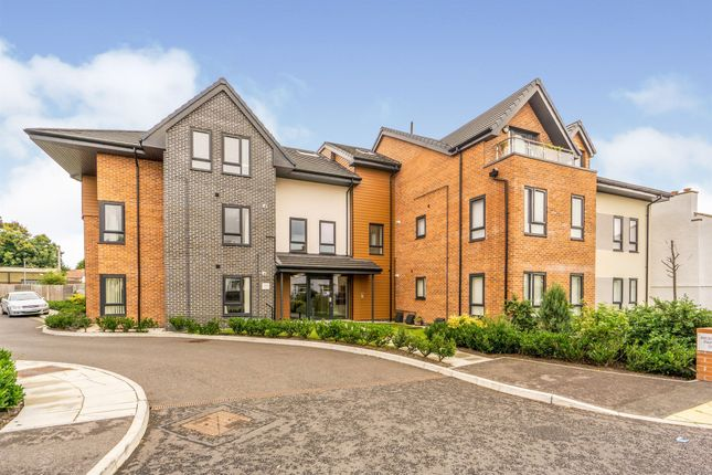 Thumbnail Flat for sale in Milner Road, Heswall, Wirral