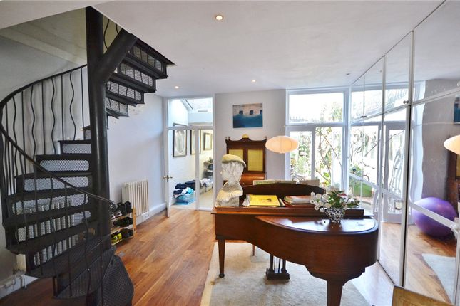 Thumbnail End terrace house for sale in Torriano Avenue, Kentish Town, London