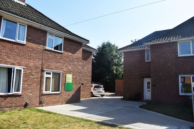 Thumbnail Semi-detached house to rent in Sotherton Road, Norwich