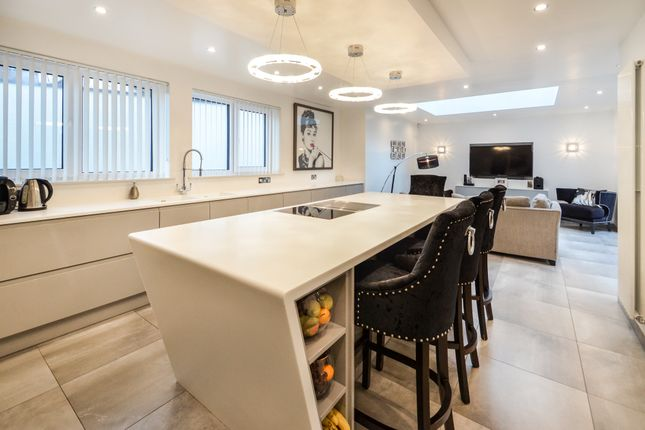 Thumbnail Detached house for sale in Huntingdon Drive, The Park, Nottingham
