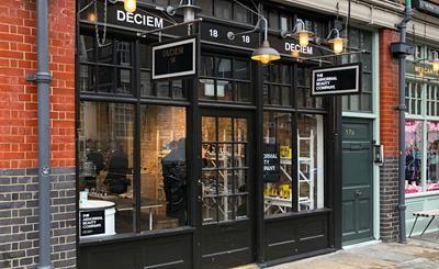 Thumbnail Retail premises to let in 18 Lamb Street, London