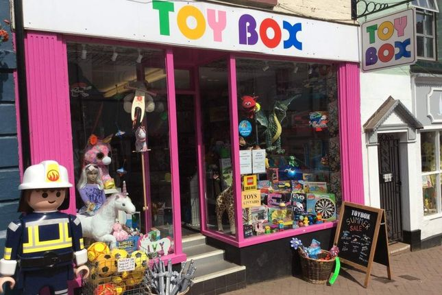 Thumbnail Retail premises for sale in 15 Broad Street, Ross-On-Wye