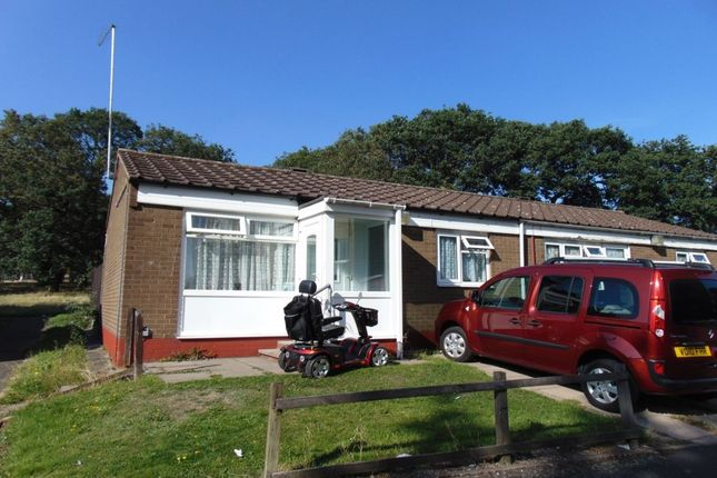 Thumbnail Bungalow for sale in Wellcroft Road, Shard End, Birmingham
