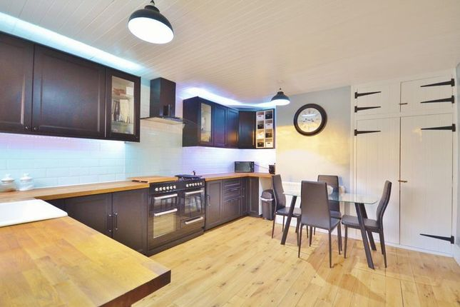 Thumbnail Semi-detached bungalow for sale in Crossings Close, Cleator Moor