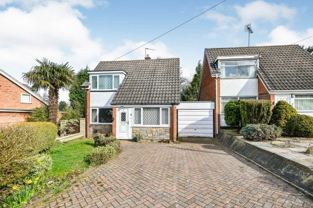 Thumbnail Detached house to rent in Elmstead Close, Walsall