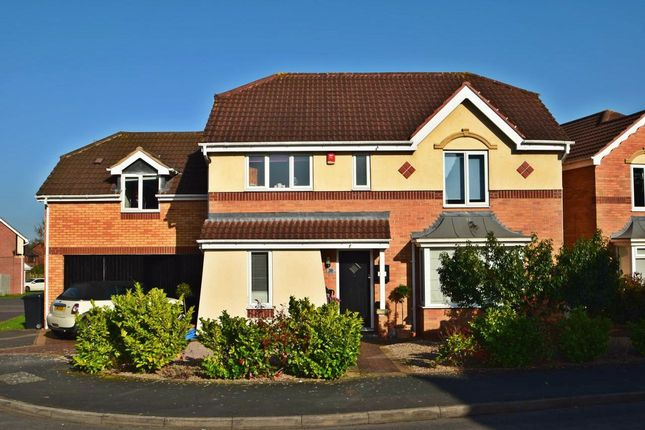 Thumbnail Detached house for sale in Falcon Close, Droitwich